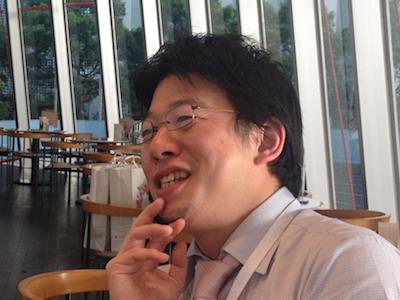 牛草貴博先生2